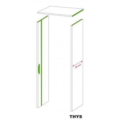 bessey entretoise de chambranle de porte tu modle support avec 6 entretoises de 2013 06 10. Black Bedroom Furniture Sets. Home Design Ideas