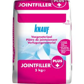 Plâtre de jointoiement Jointfiller+ KNAUF