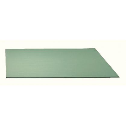 Plaque de plâtre hydrofuge Greenboard HRK 260 x 60 x 9,5 cm