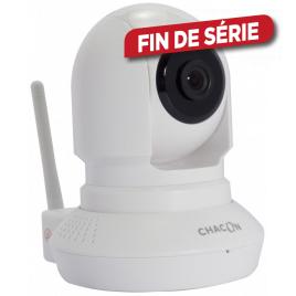 Caméra de surveillance WiFi intérieure motorisée HD