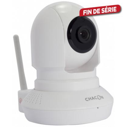 Caméra IP Wi-Fi rotative pour intérieure