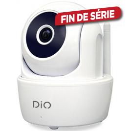 Caméra IP HD en Wi-Fi et rotative pour intérieur