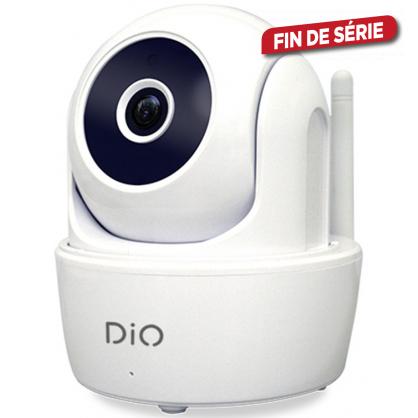 Caméra IP HD en Wi-Fi et rotative pour intérieure