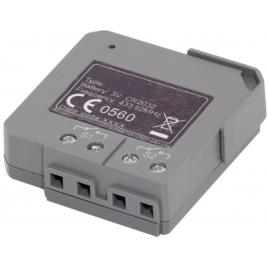 Micro-module émetteur pour interrupteur