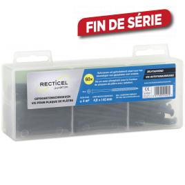 Vis pour plaque de plâtre + isolation Comboprime 140 mm RECTICEL