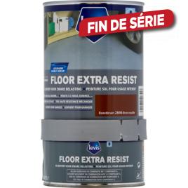 Floor extra resist LEVIS - 0,75 L - Brun rouille
