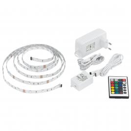 Ruban led RGB avec télécommande - 3m