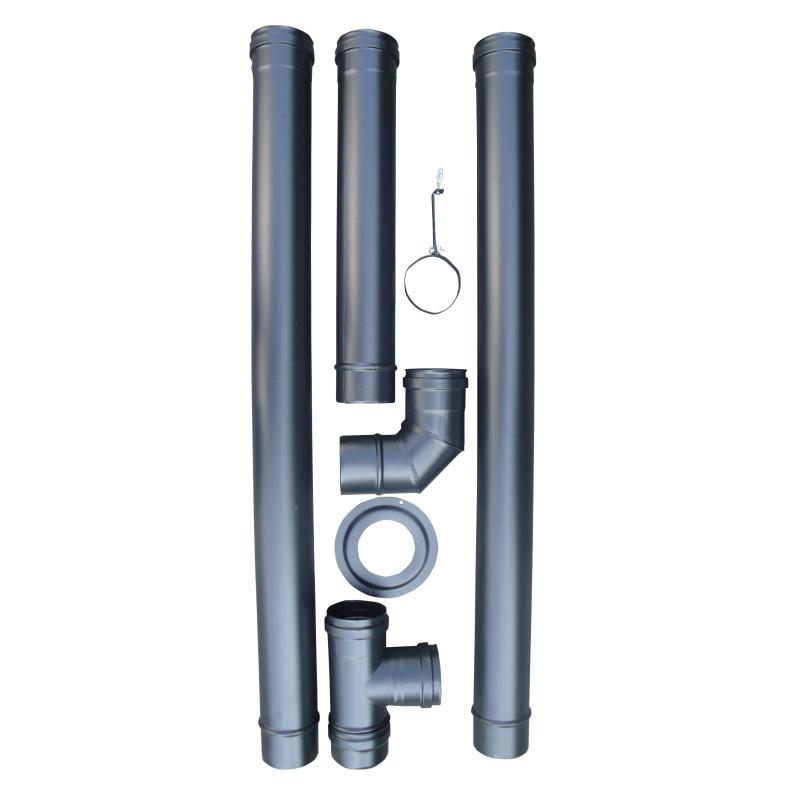kit dinstallation int233rieure po234le 224 pellets warmtech
