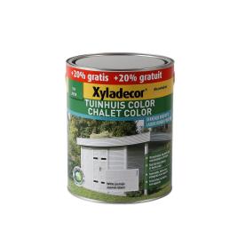 Lasure chalet décorative couvrante 2.5 L + 0.5 L Promopack XYLADECOR