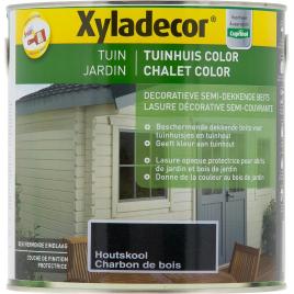 Lasure chalet ton bois 2.5L XYLADECOR