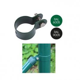 Collier de fixation pour jambe de force GIARDINO - Vert - 34 mm