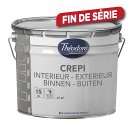 Crepi Intérieur/éxtérieur THEODORE INSPIRATION - 15 kg - Pierre