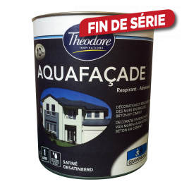 Aquafaçade THEODORE INSPIRATION - Blanc - 1 L