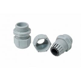 Set de presse-étoupe M20 en PVC 4 pièces PROFILE