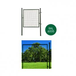 Portillon simple Promo vert GIARDINO - 80 cm