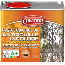 Rustol antirouille incolore OWATROL