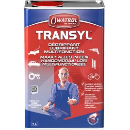 Huile dégrippante et lubrifiante Transyl 1 L OWATROL