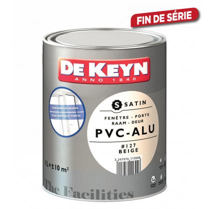 Peinture Pvc Alu 1 L De Keyn