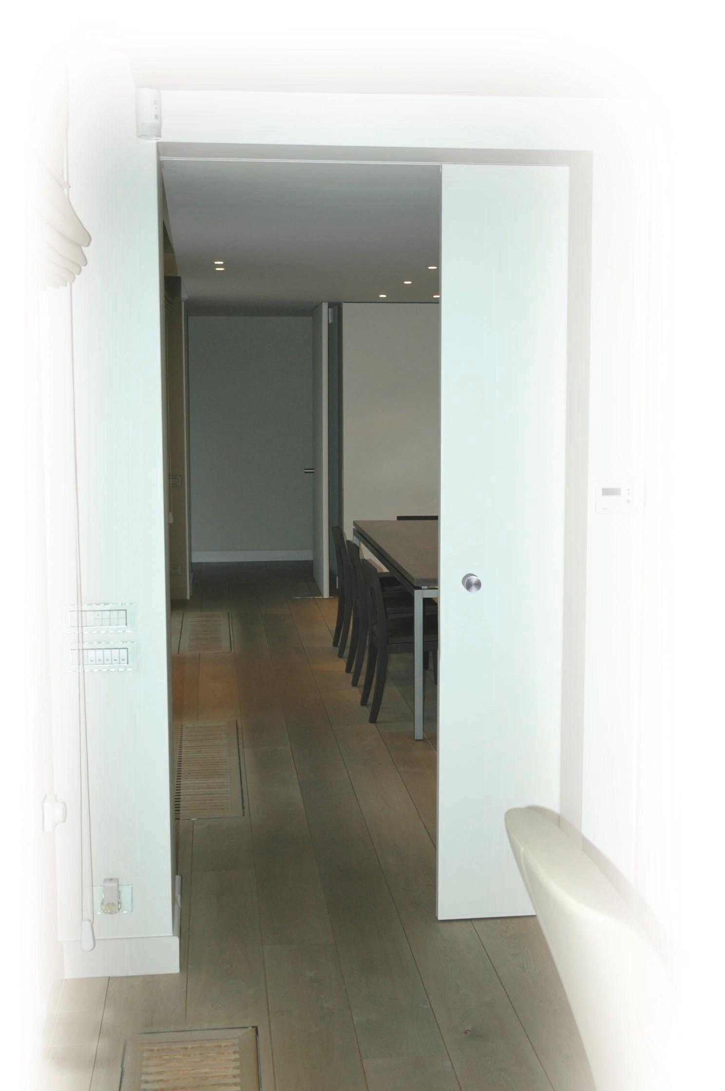 Ideal modele de porte coulissante de salon files - Porte coulissante mr bricolage ...