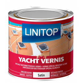 Vernis yacht 0,25 L LINITOP