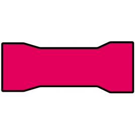 Cosse de câble 10 pièces - 545 - Rouge