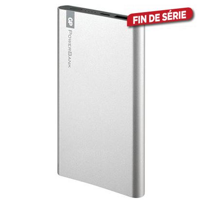 Chargeur USB Portable Powerbank 5000 MaH GP