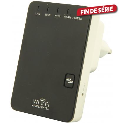 Amplificateur Wifi noir PROFILE