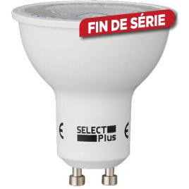 Ampoule LED spot GU10 3,6 W 4 pièces SELECT PLUS