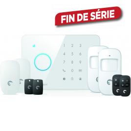 Kit alarme sans fil GSM ETIGER