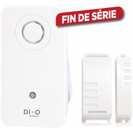 Kit carillon sans fil avec détecteur d'ouverture DIO Design