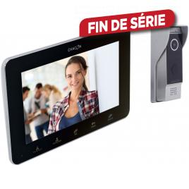 Portier vidéophone IP avec Ecran