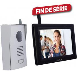 Vidéophone digital sans fil