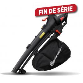 Aspirateur-souffleur-broyeur ASB3000V 3000W ELEM GARDEN TECHNIC
