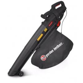Aspirateur souffleur broyeur électrique ASB3001-18 3000W ELEM GARDEN TECHNIC