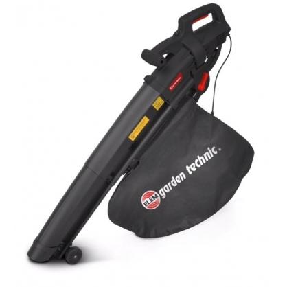 Aspirateur-souffleur-broyeur ASB3001-18 3000W ELEM GARDEN TECHNIC