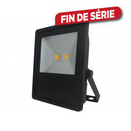 Projecteur LED 70W 6400k noir PROFILE