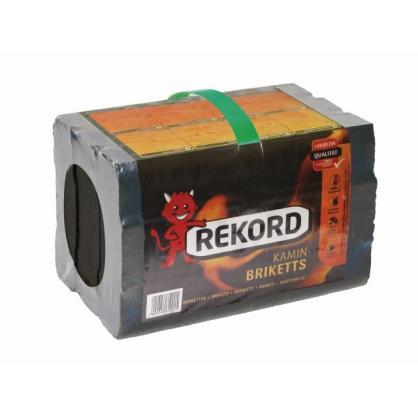 Briquettes de lignite Rekord 10 kg