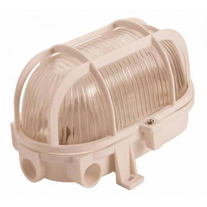 Hublot ovale en PVC E27 60W PROFILE