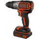 Perceuse à percussion sans fil Brushless 18V BLACK+DECKER