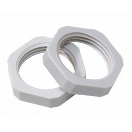 Contre-écrou en polyester M20 4 pièces