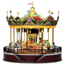 Carrousel du Père Noël LEMAX