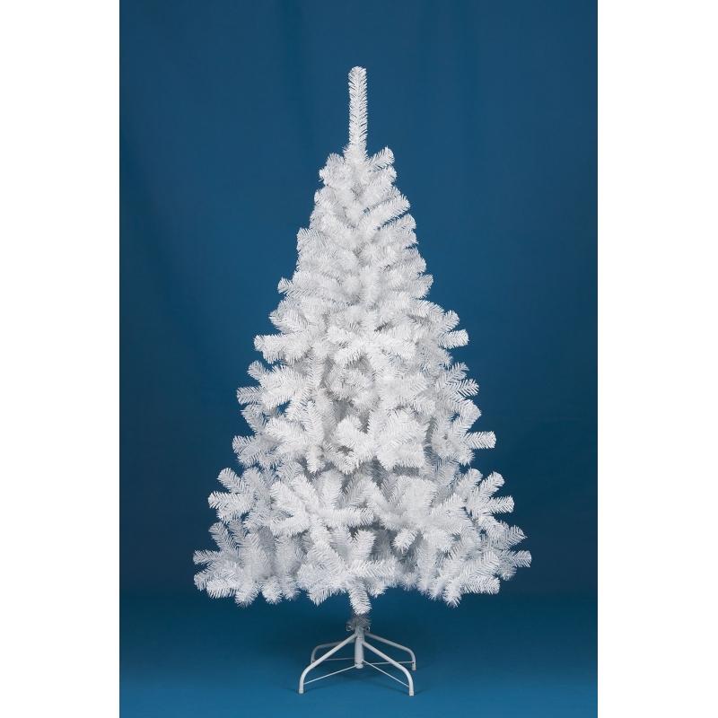 Sapin de no l artificiel alaska blanc 180 cm - Sapin blanc noel ...