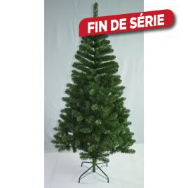 Sapin de Noël artificiel Savoie vert 180 cm