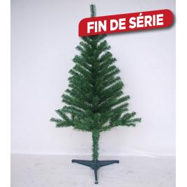 Sapin de Noël artificiel Canadien vert pliable 180 cm