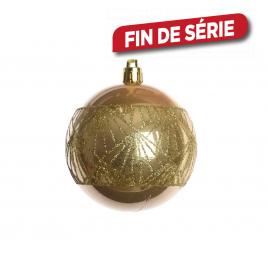 Boule de Noël décoration graphique DECORIS