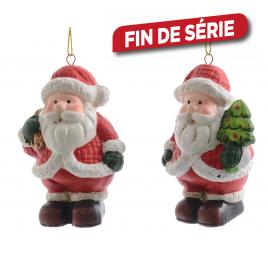 Père Noël à suspendre DECORIS