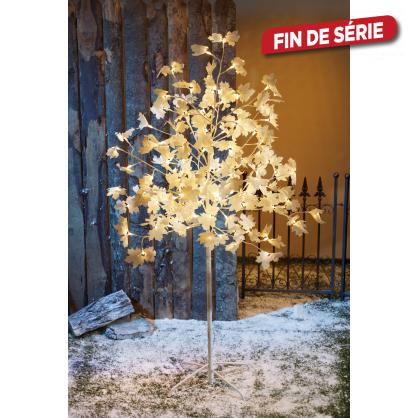 arbre avec feuilles d 39 rable lumineux led. Black Bedroom Furniture Sets. Home Design Ideas