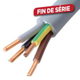 Câble XVB-F2 4G2,5 mm² au mètre