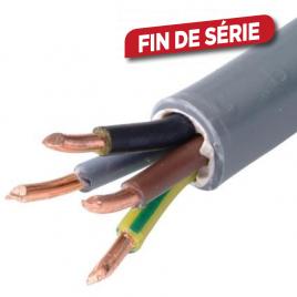Câble XVB-F2 4G4 mm² au mètre