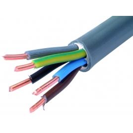 Câble XVB-F2 5G4 mm² au mètre